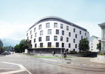 Aigle – 57 appartements « Suisse Resort »