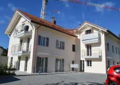Cossonay-Ville