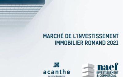 Rapport Investissement Immobilier Romand 2021