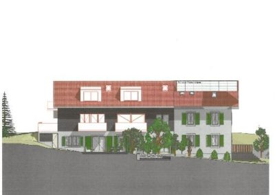 Jouxtens-Mézery – 5 appartements